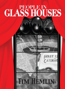 GLASS HOUSES FRONT COVER.indd