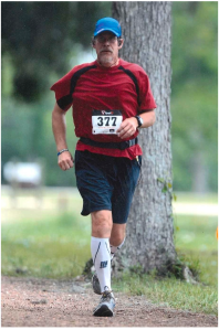 The Brazos Bend 25K, April 2014.